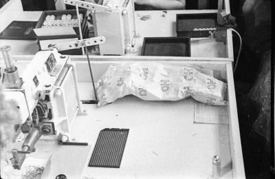Unordentliche Arbeitsplätze, Bild 2; Foto, 1951