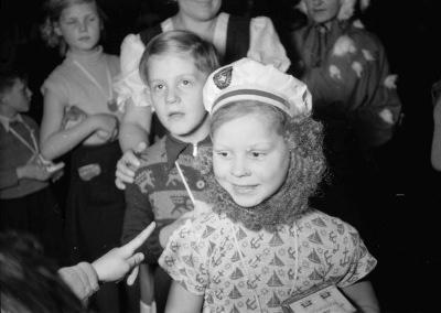Kinderweihnachtsfest – Kinder, Foto 1954