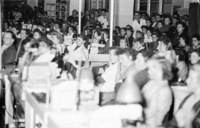 Besuch Ulbrichts, Bild 4; Foto, 1954