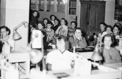Besuch Ulbrichts, Bild 5; Foto, 1954