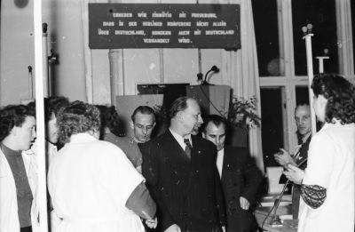Besuch Ulbrichts, Bild 6; Foto, 1954
