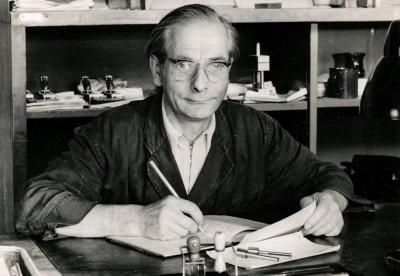 Kollege Prisch, Foto 1954