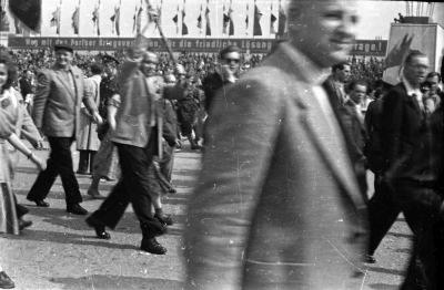 Fotostrecke 1. Mai, Bild 13, Foto 1955