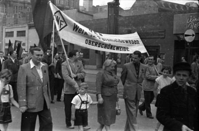 Fotostrecke 1. Mai, Bild 5, Foto 1955