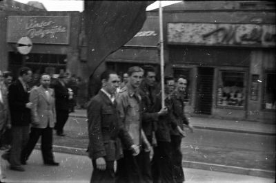 Fotostrecke 1. Mai, Bild 6, Foto 1955