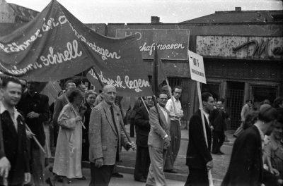 Fotostrecke 1. Mai, Bild 7, Foto 1955