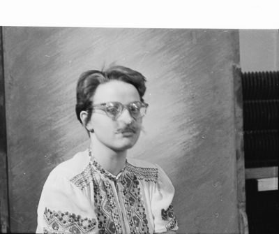 Portrait Frau, Foto 1955