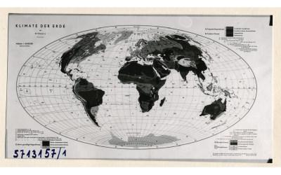Klimakarte 4; Foto, 1957