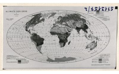 Klimakarte 5; Foto, 1957