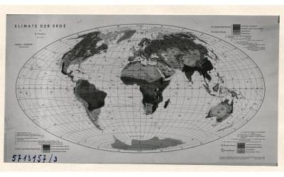 Klimakarte 6; Foto, 1957
