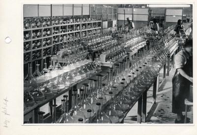 Bildröhrenproduktion, Foto 1959
