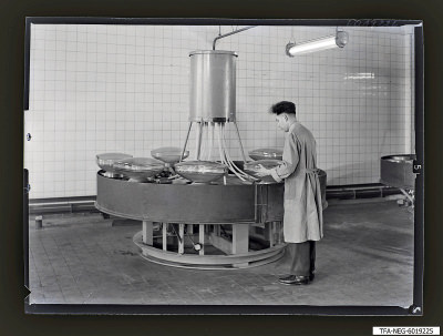 Engl. Kolbenwaschmaschine, Foto 1960