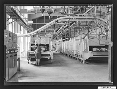 Pennekampöfen, Foto 1960
