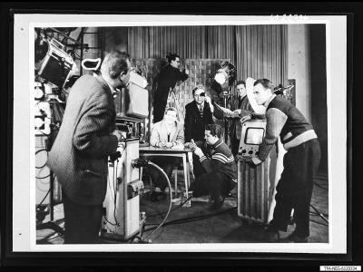 Repro: Fernsehstudio, Foto 1961