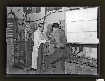 Kollege Thiemert, Foto 1961