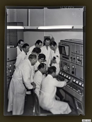 Arbeitsgemeinschaft Super-Orthikon 1, Foto 1962