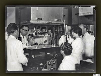 Arbeitsgemeinschaft Super-Orthikon 2, Foto 1962