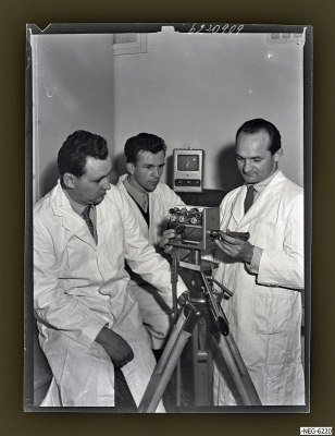 Arbeitsgemeinschaft Ultra-Rot-Endikon 1, Foto 1962