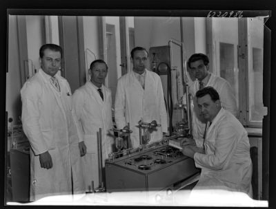 Arbeitsgemeinschaft Endikon, Foto 1962