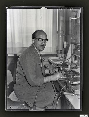 Kollege Jankowski, Foto 1962