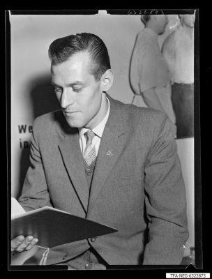 Koll. Zimmermann; Foto 1963