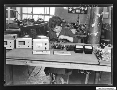 Lehrwerkstatt Alt-Stralau, Bild 3, Foto 1964