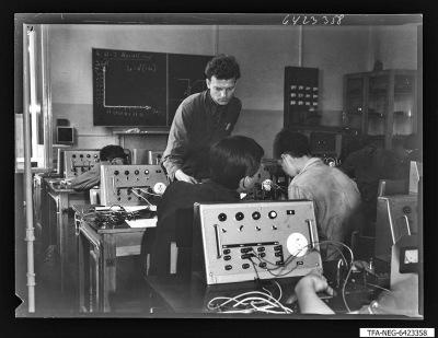 Lehrwerkstatt Alt-Stralau, Bild 4, Foto 1964