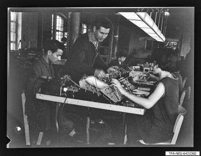 Lehrwerkstatt Alt-Stralau, Bild 6, Foto 1964