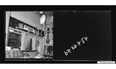 Gewerkschaftsbücherei, Katalogräume, Foto 1967