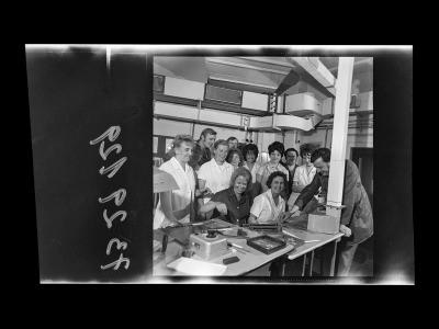 Gruppenfoto der Brigade DS, Foto 1973
