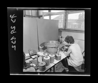 Fertigungseinrichtung der Diode, Bild 3, Foto 1973