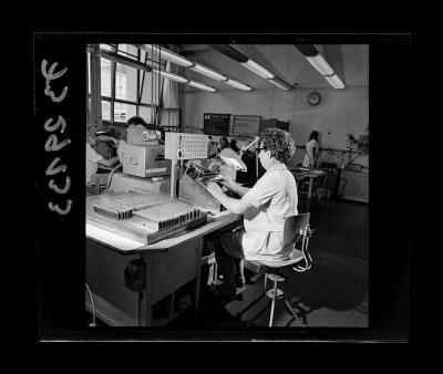 Fertigungseinrichtung der Diode, Bild 4, Foto 1973
