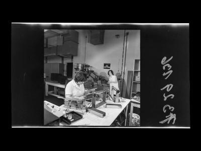 Fertigungseinrichtung der Diode, Bild 7, Foto 1973
