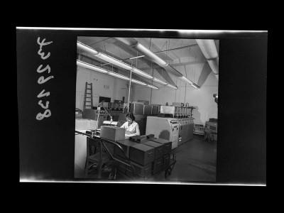 Fertigungseinrichtung der Diode, Bild 9, Foto 1973