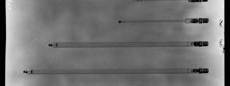 Röhren für die Republik aus dem Werk für Fernsehelektronik (WF), Folge 33