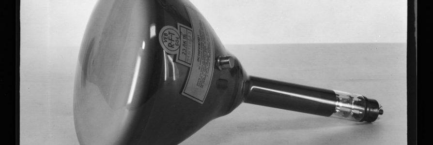 Röhren für die Republik aus dem Werk für Fernsehelektronik (WF), Folge 47